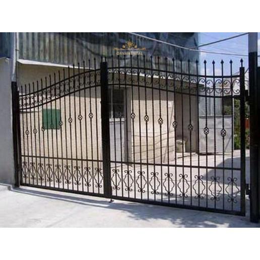Brama kuta Zywiec tradycyjna BK06