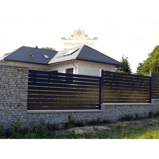 Ogrodzenia Małopolska nowoczesne ON02