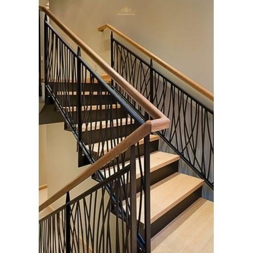 Balustrady schodowe Zywiec BS08
