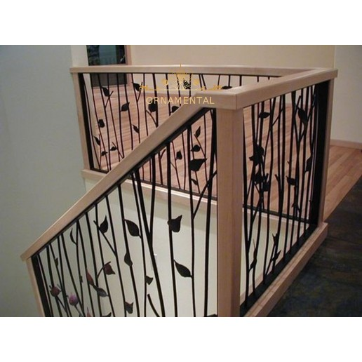Balustrada schodowe Mazowieckie BS09