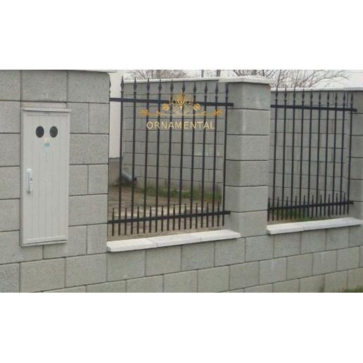 Ogrodzenia Śląskie kute ON03