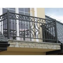 Balustrada kuta balkonowa BB03