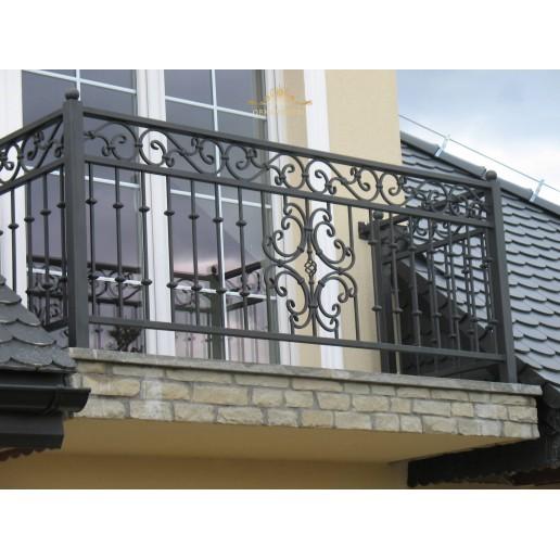Balustrady balkonowe Kęty