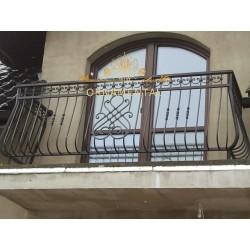 Balustrada kuta balkonowa BB09