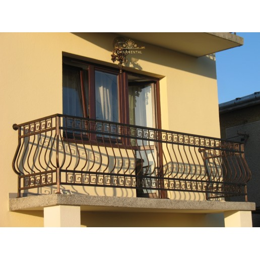 Balustrada kuta balkonowa Zawoja BB12
