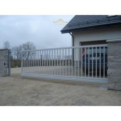 Brama nowoczesna przesuwna BN15