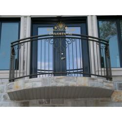 Balustrada kuta balkonowa BB19