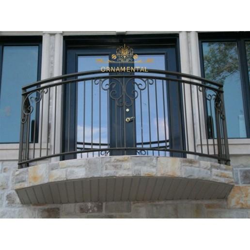 Balustrada kuta balkonowa Limanowa BB19