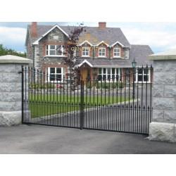 Brama kuta dwuskrzydłowa BK36