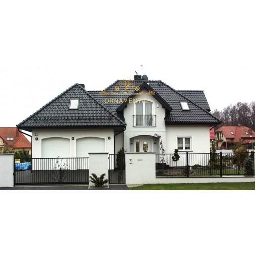 Przęsła ogrodzeniowe Katowice