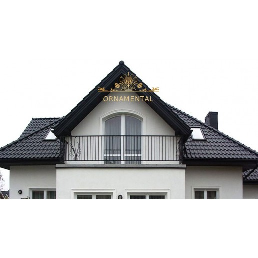 Balustrada kuta balkonowa Tarnów BB28