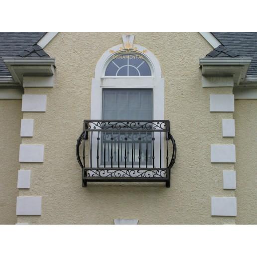 Balustrada kuta balkonowa BB32