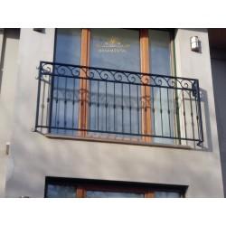 Balustrada kuta balkonowa Sucha Beskidzka BB11